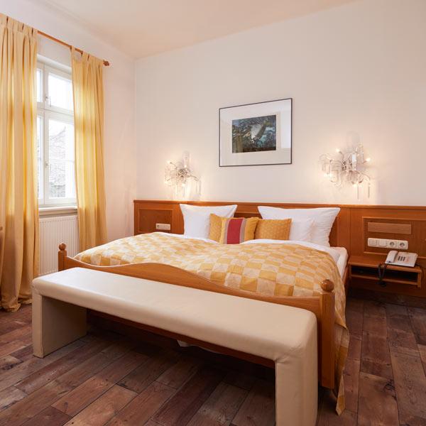 Hotelzimmer Heidelberg Landhauszimmer