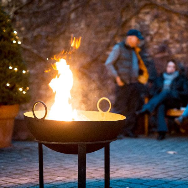 Weihnachtsmarkt Heidelberg Grenzhof