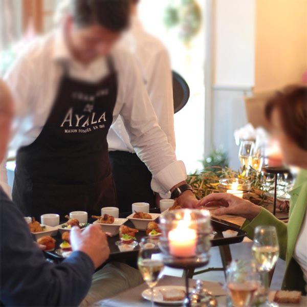 Neujahrsbrunch Heidelberg Restaurant